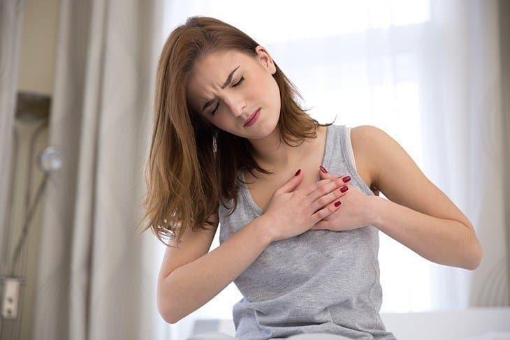 Waking Up Heart Racing? The Reasons Why It Happens - ASleepyWolf