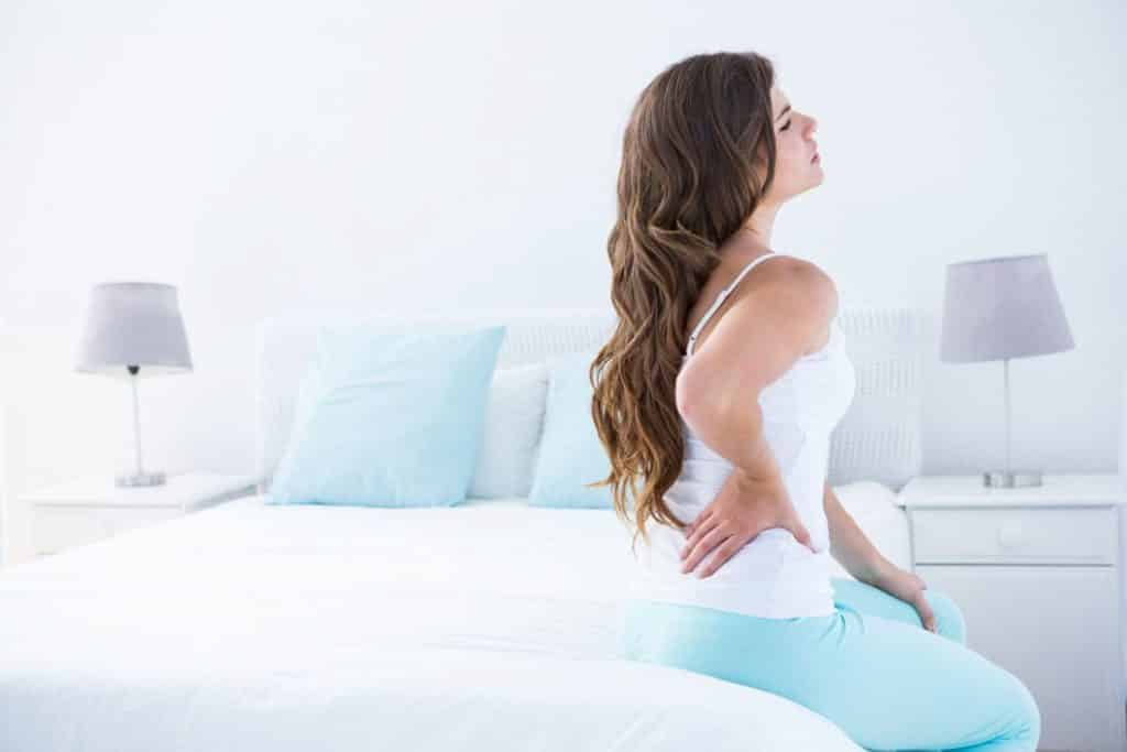 best mattress for upper back pain