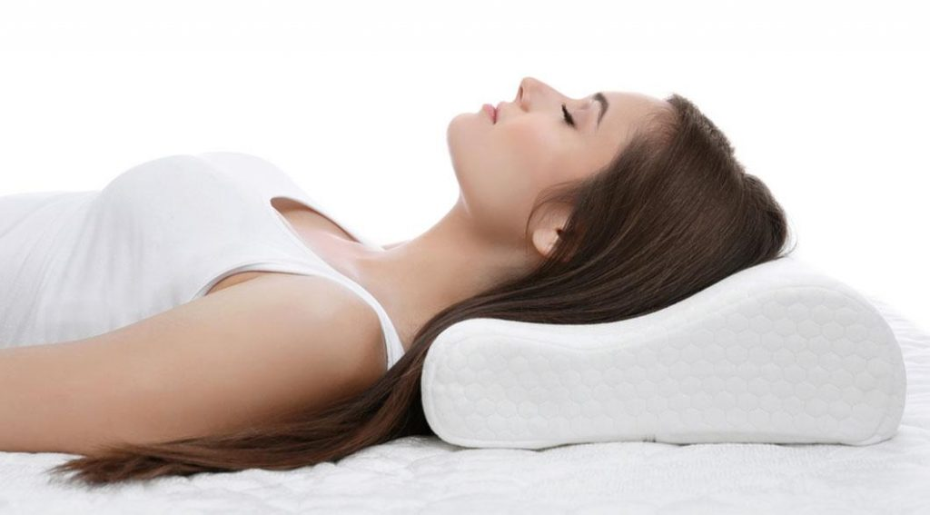 best pillows for back sleeping