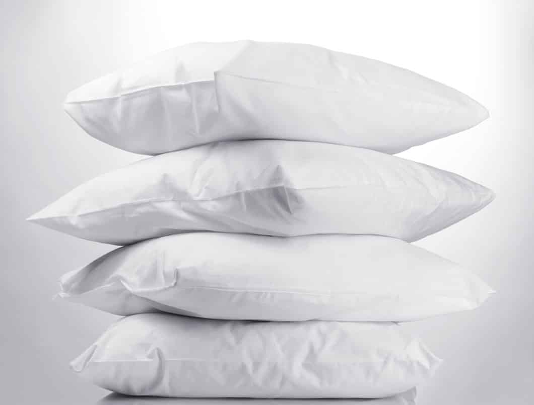 feather bed pillows