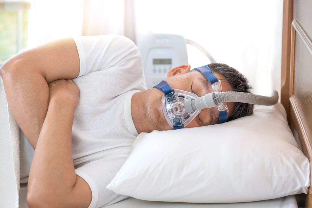 cpap pillow for side sleepers