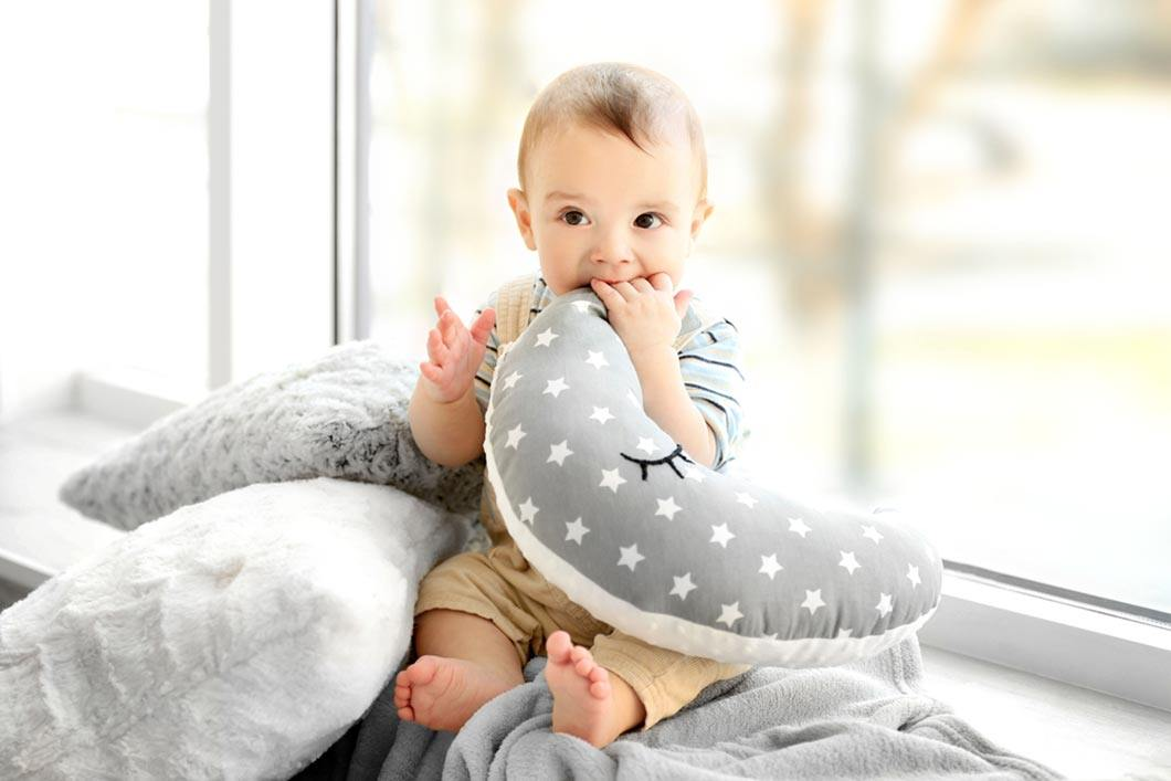 toddler crib pillow