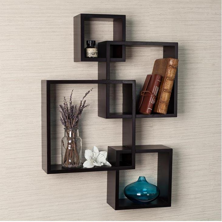 Wall Shelves from Home Depot