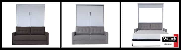 Wallbeds n More Sofa Wallbed