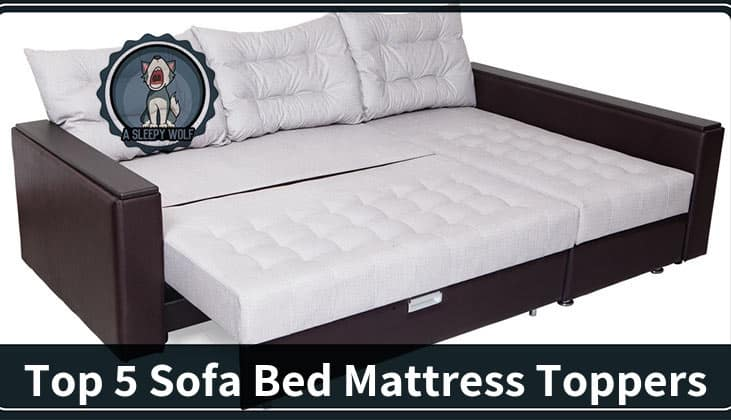 best mattress toppers for sofa bed