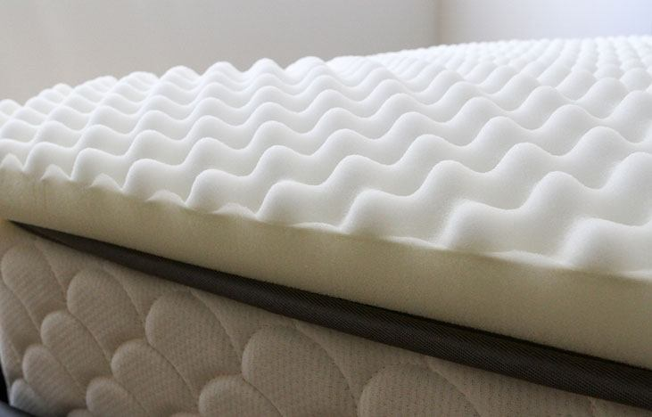 luxurious mattress topper